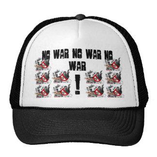 La copia (4) de la copia de la guerra es estúpida, gorras de camionero