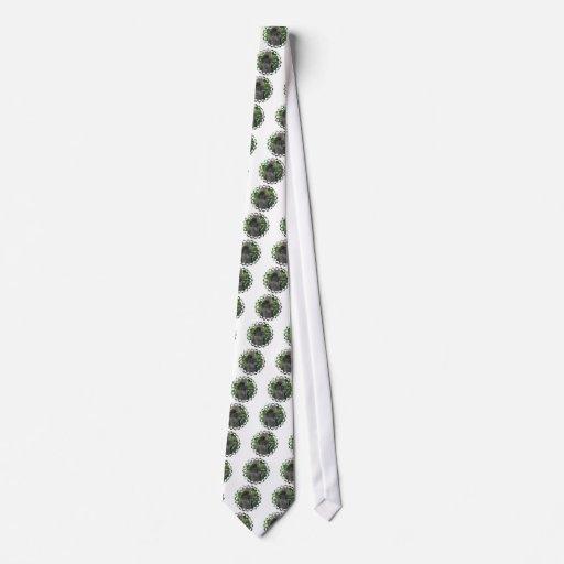 La corbata de los hombres de la pereza