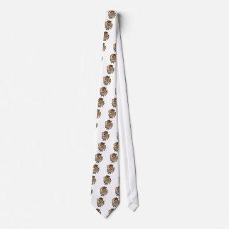 La corbata de los hombres miniatura de Pomeranian