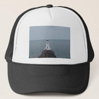 La Corbiere Lighthouse Trucker Hat