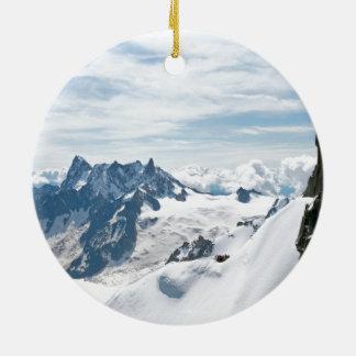 ¡La cordillera de las montañas - atontando Adornos