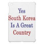 La Corea del Sur es sí un gran país