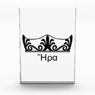 La corona de Hera (fuente griega)