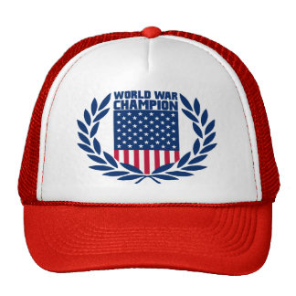 La corona del ganador - gorra del campeón de la