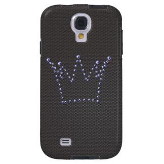 La corona Samsung del diamante encajona