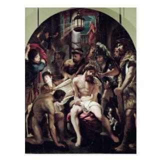 La coronación con las espinas, 1602 tarjetas postales
