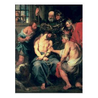 La coronación con las espinas, 1618-20 tarjetas postales