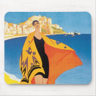 La Corse Riviera Mousepad Alfombrilla De Ratones