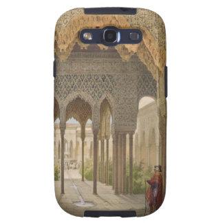 La corte de los leones, Alhambra, Granada, 185 Galaxy SIII Protector