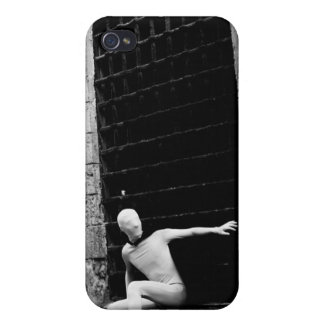 La cosa - casos del iPhone 4/4S iPhone 4 Protectores