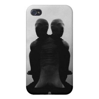 La cosa - casos del iPhone 4/4S iPhone 4 Carcasa