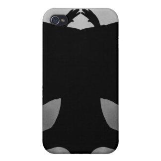 La cosa - casos del iPhone 4/4S iPhone 4 Cobertura