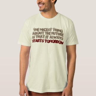 la cosa más agradable sobre el t-camisa-diseño polera