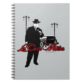 La Cosa Nostra Notebook