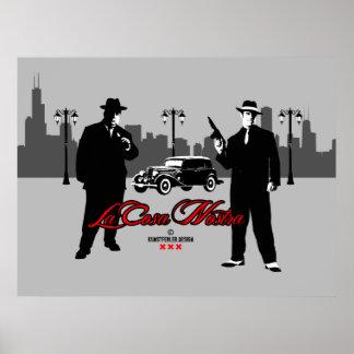 La Cosa Nostra Poster