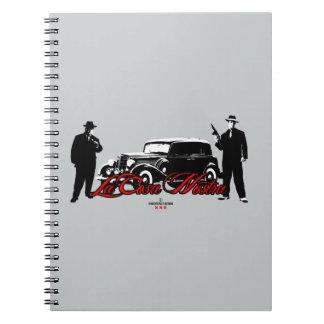 La Cosa Nostra Spiral Notebook