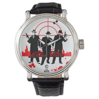 La Cosa Nostra - trío Relojes De Pulsera