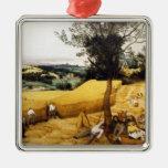 La cosecha de maíz - 1565 adorno para reyes