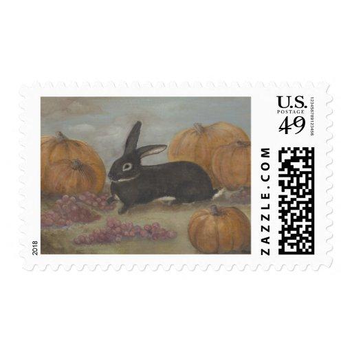 La cosecha del peluche timbres postales