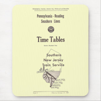 La costa de la lectura de Pennsylvania alinea Mous Tapete De Raton