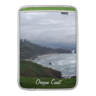 La costa de Oregon Fundas MacBook
