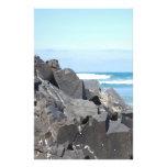 La costa de Oregon Papelería Personalizada
