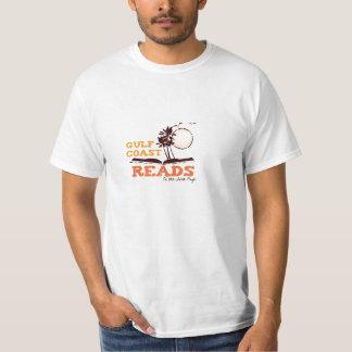 La Costa del Golfo lee la camiseta Remera