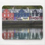 La costa, Tobermory, isla de reflexiona sobre, Esc Alfombrilla De Ratones