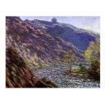 La Creuse menuda, luz del sol de Monet, bella arte