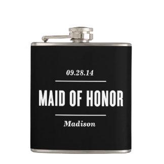 La criada del frasco que se casa del honor el