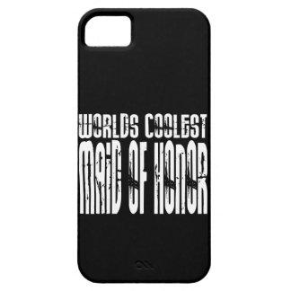 La criada más fresca de los mundos de los favores iPhone 5 Case-Mate carcasas