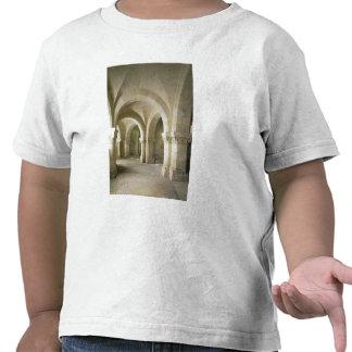 La cripta, c.1144 (foto) camisetas