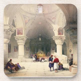 La cripta del sepulcro santo, Jerusalén, platea 20 Posavaso
