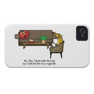 La crisis de identidad, tomate considera al iPhone 4 Case-Mate cárcasas