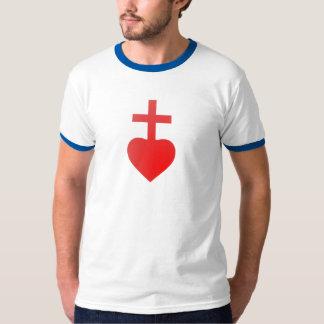 La Croix et Sacré-Coeur de Vendée T Shirt