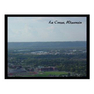 La Crosse Wisconsin Postcard