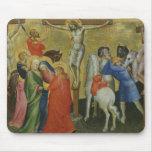 La crucifixión alfombrilla de raton