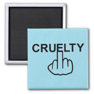 La crueldad del imán es cruel