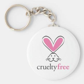La crueldad libera llavero