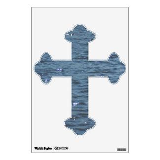 La cruz acuosa