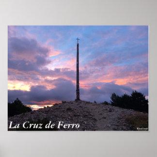 La Cruz de Ferro Poster