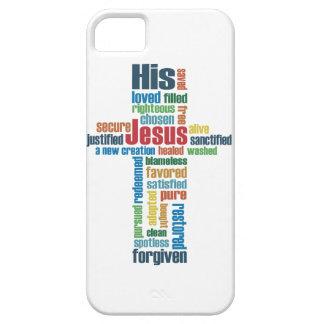 La cruz de Jesús Funda Para iPhone SE/5/5s