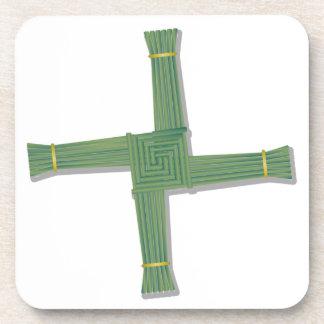 La cruz de la novia posavasos