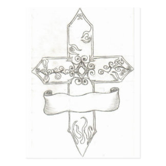 La cruz de Lorri Postal