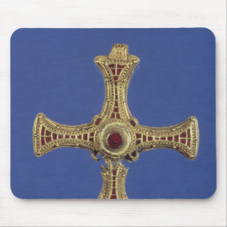 La cruz de St Cuthbert Tapetes De Ratones