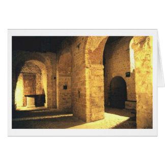 La Crypte Ouest Notre Dame Tarjetas