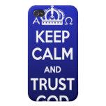 La cubierta cristiana religiosa del caso del iPhon iPhone 4 Cobertura