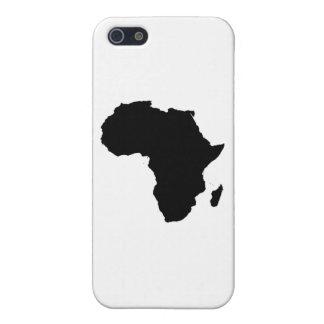 La cubierta de África IPhone… iPhone 5 Fundas