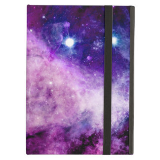 La cubierta de aire del iPad de la galaxia protago