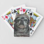 La cubierta de Bumblesnot de naipes Baraja Cartas De Poker